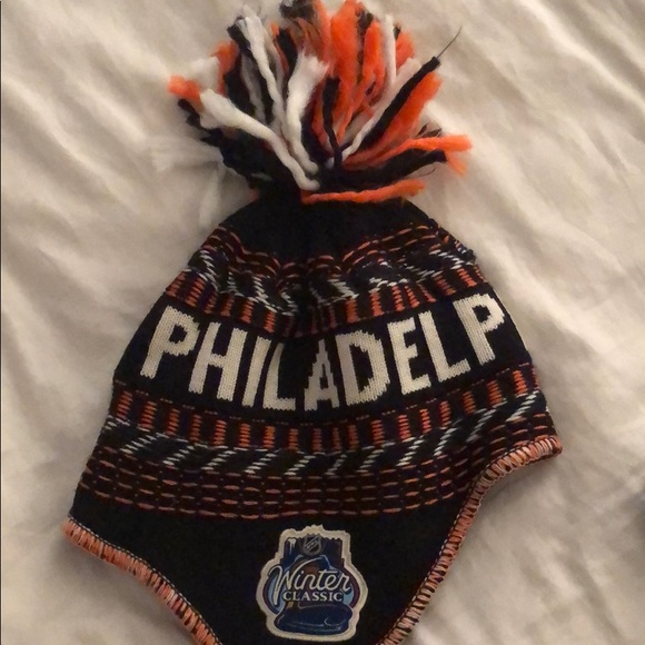 Special Edition Philadelphia Flyers Winter Hat 1007ee50719